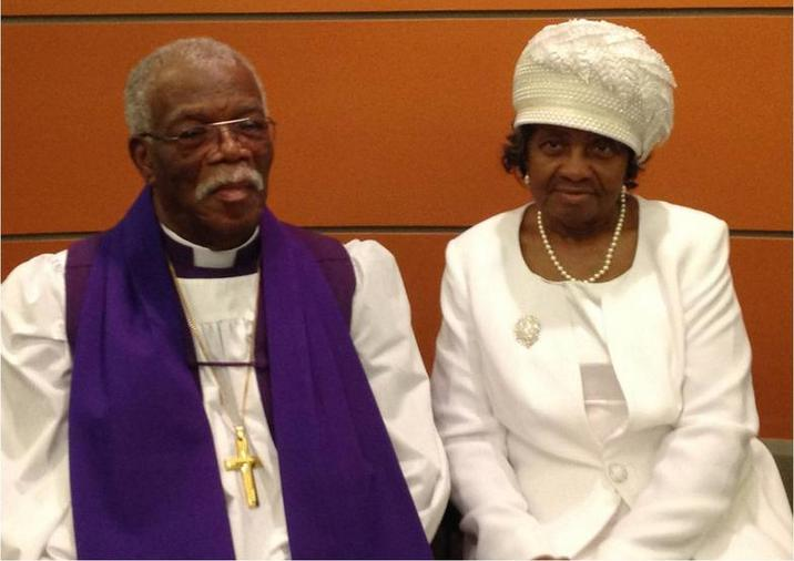 Presiding Prelate & First Lady
